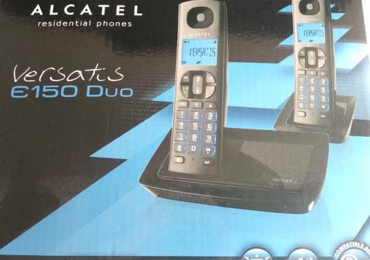 Teléfono alcatel versatis e150 duo