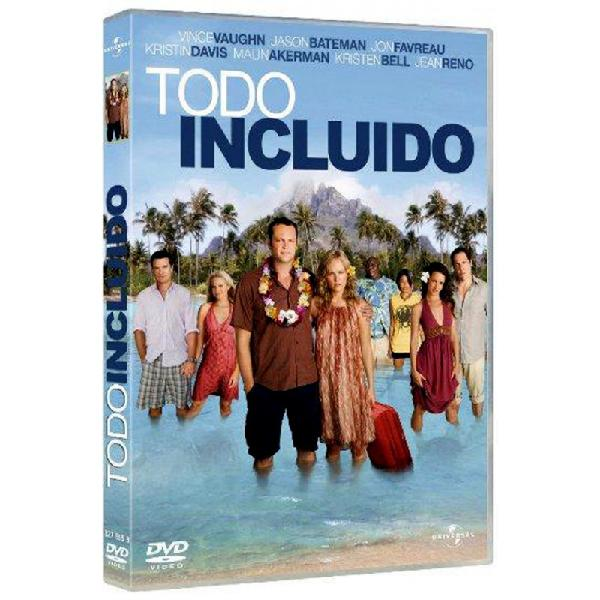 Todo incluido (Couples Retreat)