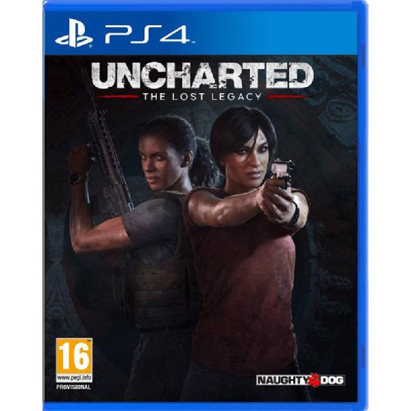 Uncharted: The Lost Legacy PS4 (SP)