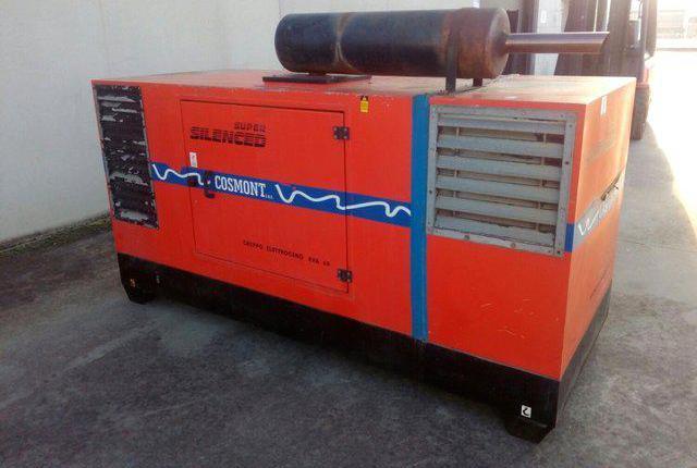 Venta de Generador diesel Cosmont GCS60 en León