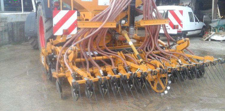 Venta de Sembradora Alpego R1300 en Álava
