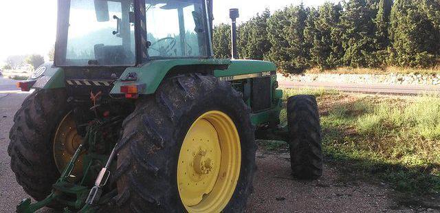 Venta de Tractor John Deere 3640 en Murcia