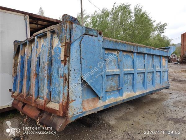 Volquete OM MERCEDES-BENZ SK / 441 LA 3234 BM 625.1 usado