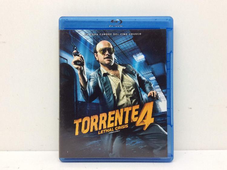 Torrente 4 lethal crisis