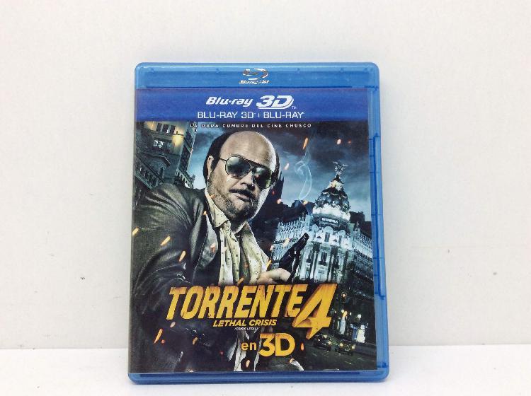 Torrente 4 lethal crisis en 3d