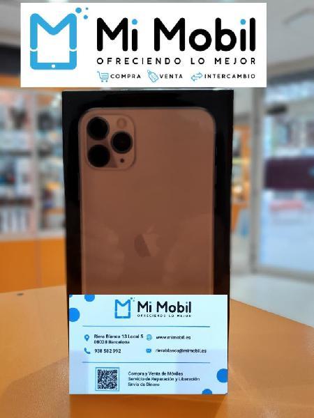 Apple iphone 11 pro max 256gb silver - precintado