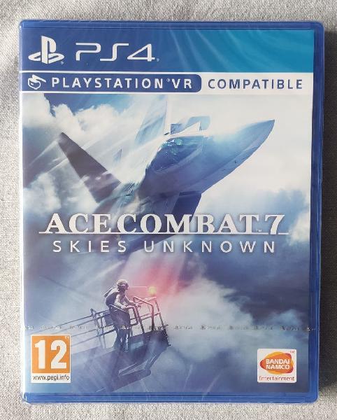 Ace combat 7 ps4 precintado