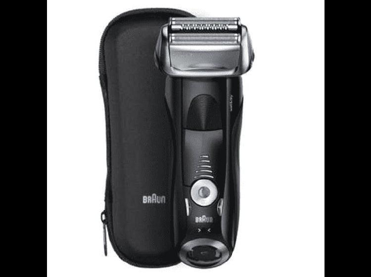 Afeitadora braun series 7 7840 s wet & dry