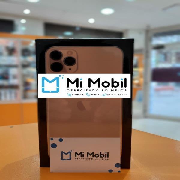 Apple iphone 11 pro max 256gb silver- precintado