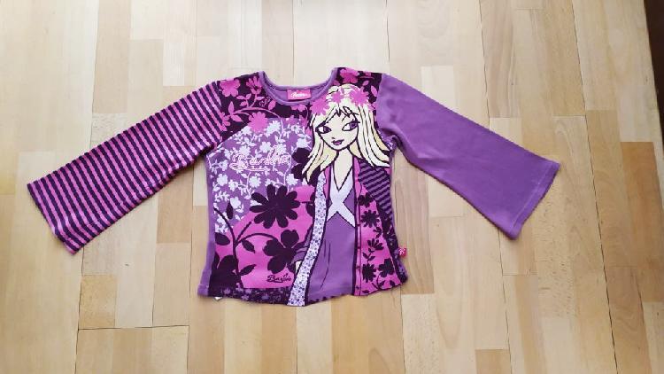Camiseta barbie 8-10 años