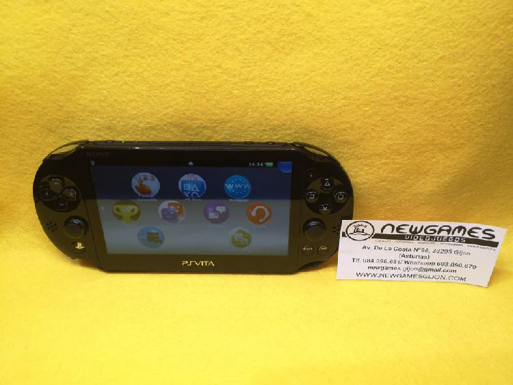 Consola ps vita wifi + tarjeta 8gb