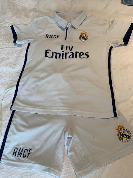 Equipo real madrid producto oficial