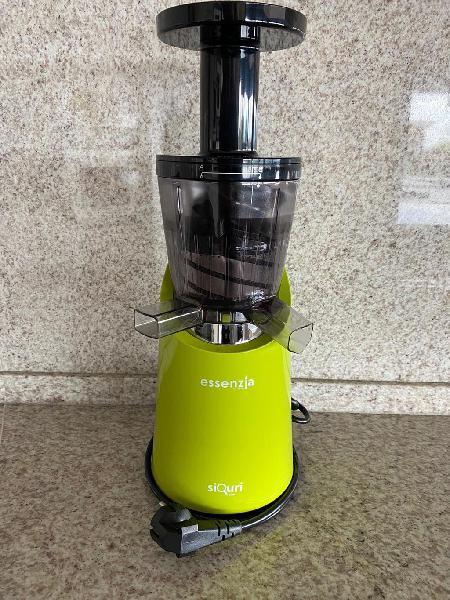 Extractor lento de zumos - licuadora siquri