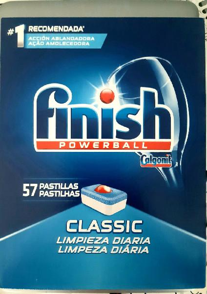 Finish powerball lavavajillas