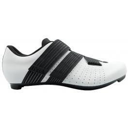 Fizik zapatillas r5 powerstrap blanco - negro tall