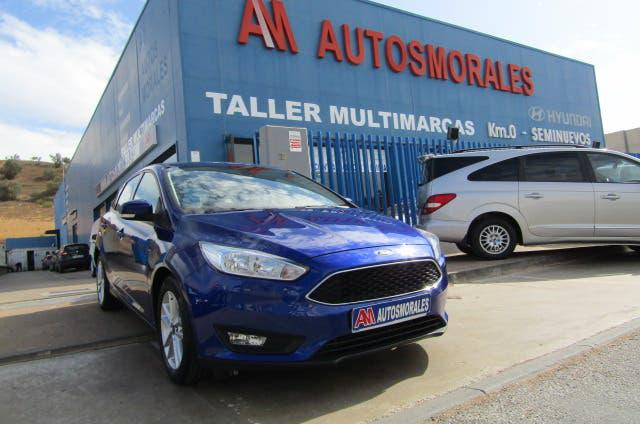 Ford focus tdci 120cv