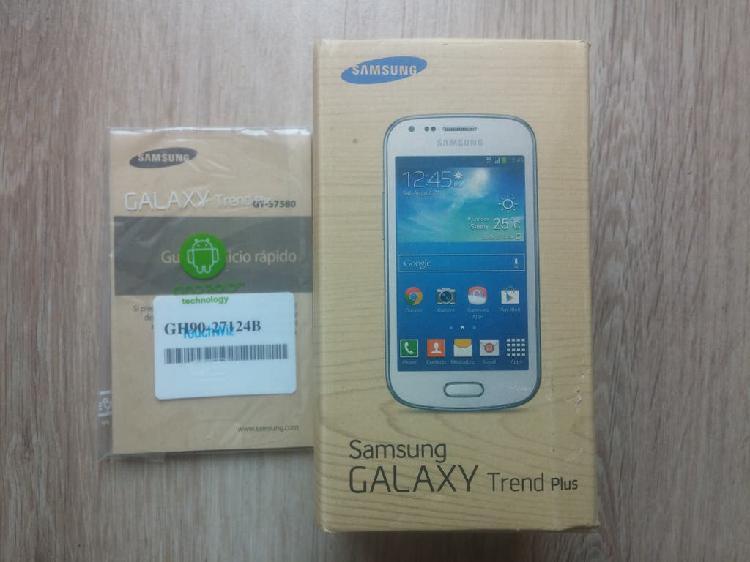 Gratis caja samsung galaxy trend plus gt-s7580