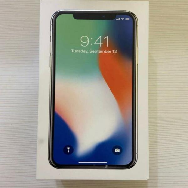 Iphone x 64 grey space