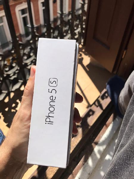Iphone 5s space grey, 16gb
