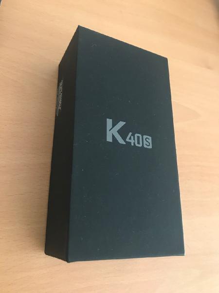Lg k40 nuevo