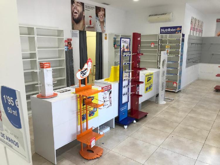Lote muebles comercio/tienda/oficina/hogar/traster