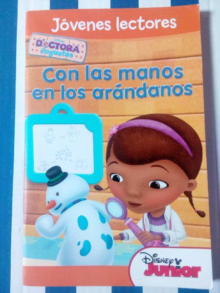 Libro doctora juguetes