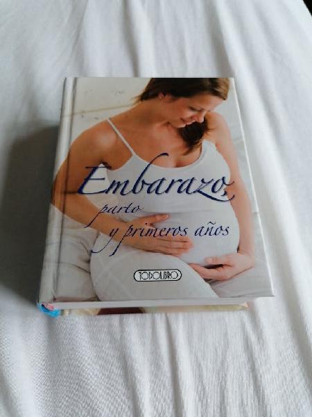 Libro embarazo, parto y primeros años