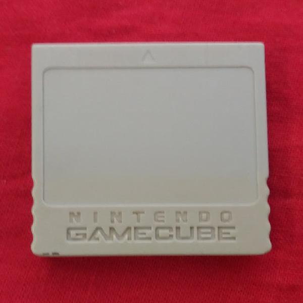 Memory card gamecube