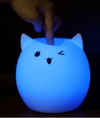 Nuevo - lampara usb para niños y niñas