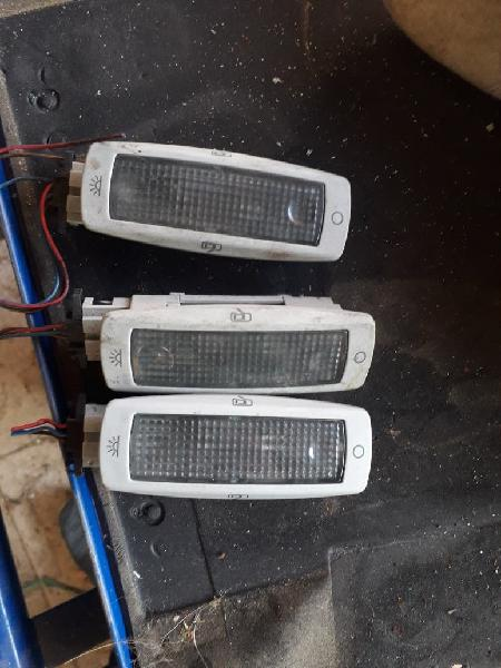 Plafones luces golf 4