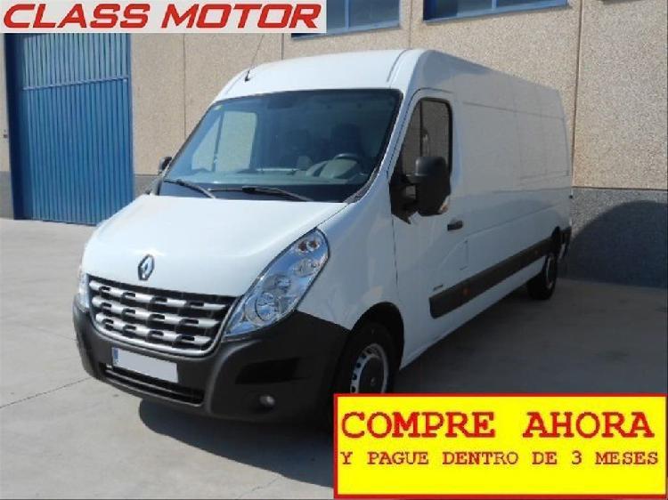 Renault master 2.3 dti furgon l2 h2 de 125 cv.