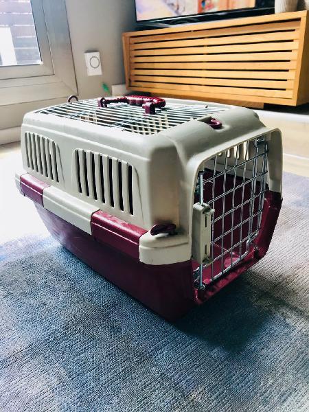 Transportin mascota ( gato o perro pequeño )