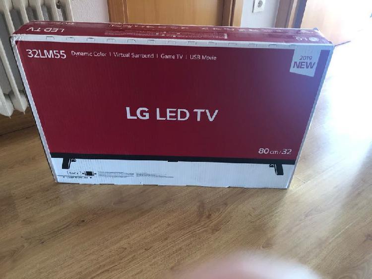 """Televisión lg led hd 32"""" nuevo"""