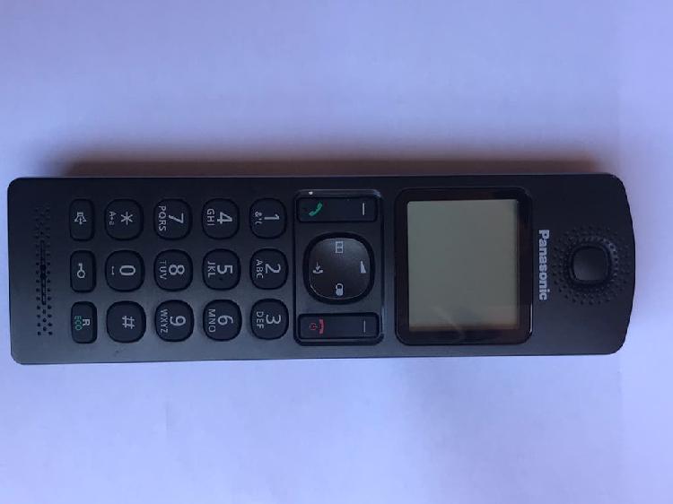Teléfono inalámbrico panasonic kx-t