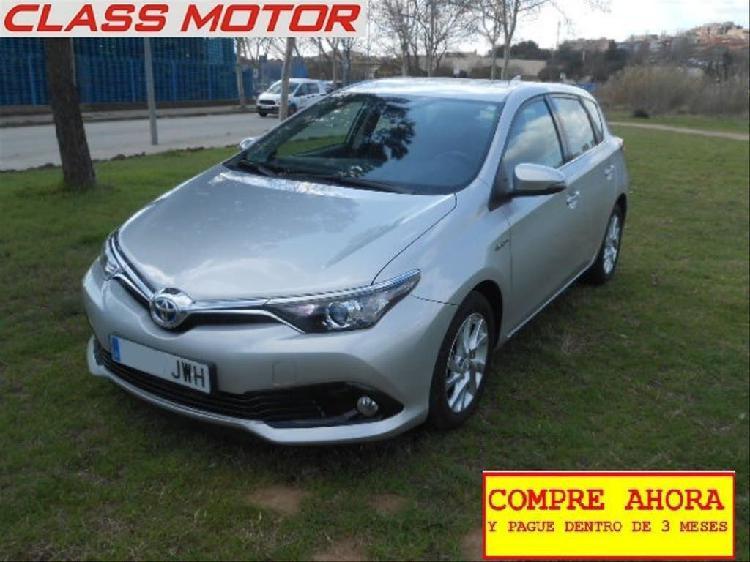 Toyota auris hybrid 1.8 vvt-i business plus 136cv.