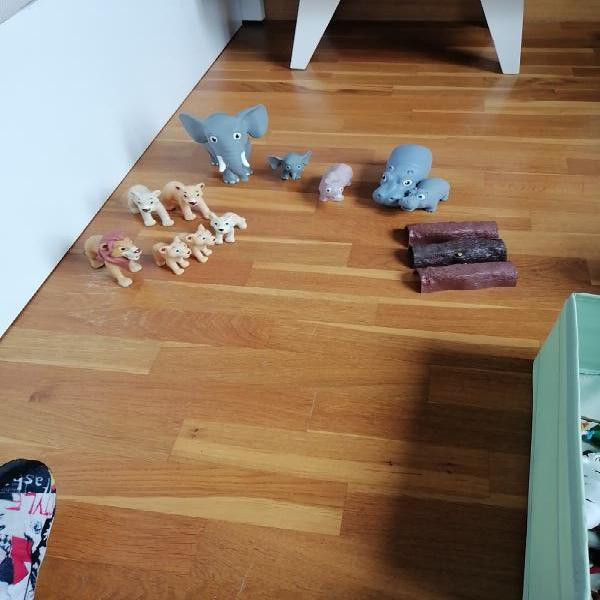 Animales de disney, coleccion