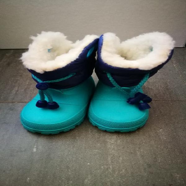 Botas de agua o nieve n18 n19
