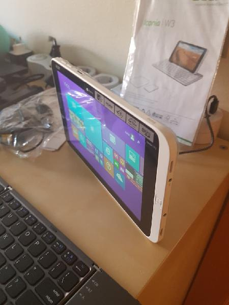 Tablet pc acer iconia w3 810