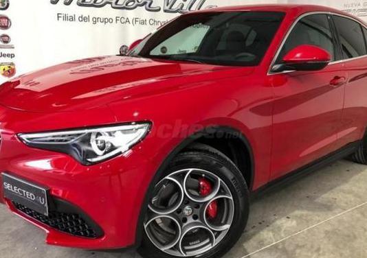 Alfa romeo stelvio 2.0 gasolina 206kw 280cv execut