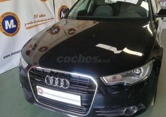 Audi a6 avant 3.0 tdi 204cv quattro s tronic 5p.