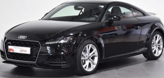 Audi tt 45 tfsi 180kw quattro s tronic coupe 3p.