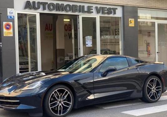 Chevrolet chevrolet corvette stingray competition