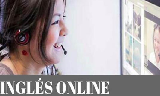 Clases inglés online (50 min / 7 )