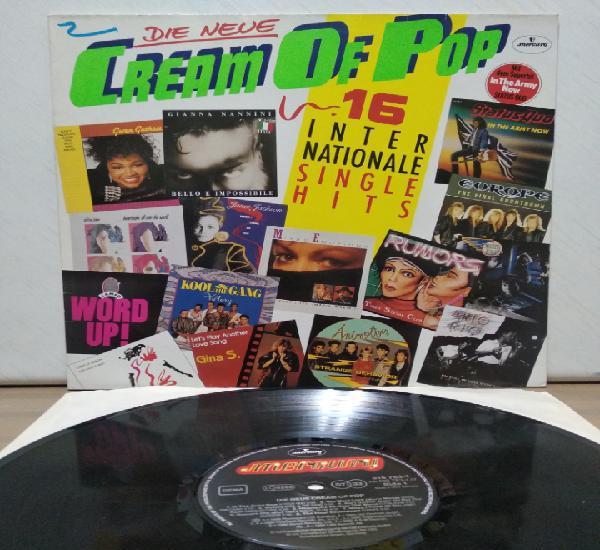 Cream of pop - 80's hits 1986 ger / europe, status quo,