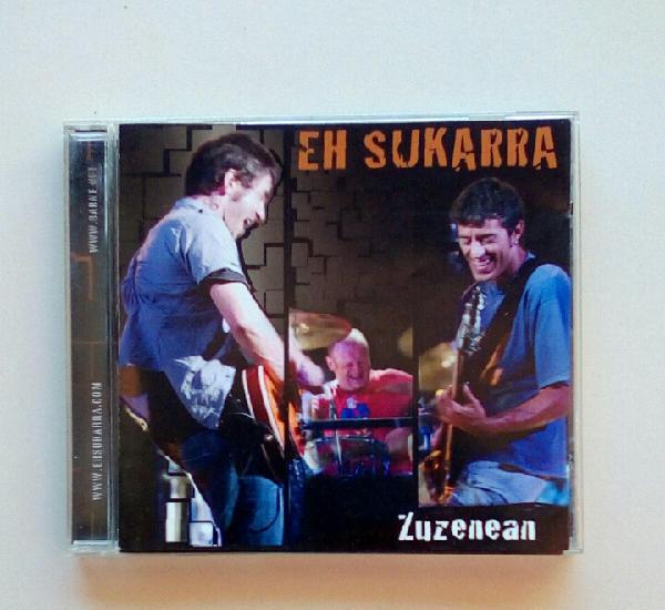 Eh sukarra - zuzenean, gara / barne records, 2007. euskal