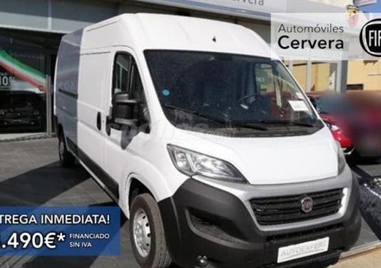 Fiat ducato furgon 35 largo alto 2.3 mlijet 109kw