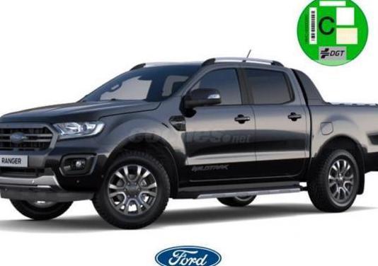 Ford ranger 2.0 tdci 157kw 4x4 dob cab wildtrack a