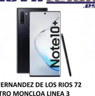 Galaxy note 10 plus 512gb 5g negro nuevo preci...