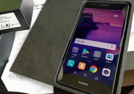 Huawei lite p9 16g 3ram con factura