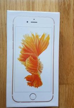 Iphone 6s nuevo precintado